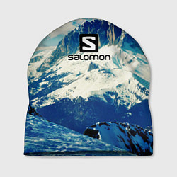 Шапка SALOMON цвета 3D-принт — фото 1