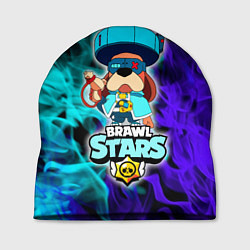 Шапка Brawl StarsRonin Ruffs цвета 3D — фото 1