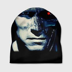 Шапка Взгляд Терминатора цвета 3D-принт — фото 1