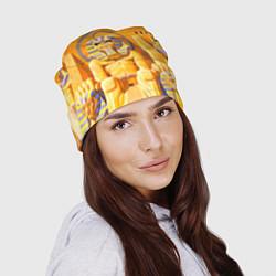 Шапка Iron Maiden: Pharaon цвета 3D-принт — фото 2