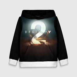 Толстовка-худи детская Destiny 2 цвета 3D-белый — фото 1