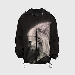Куртка 3D с капюшоном для ребенка Die Antwoord GIrl - фото 1