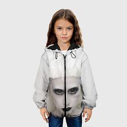 Куртка 3D с капюшоном для ребенка Die Antwoord: Black Eyes - фото 2