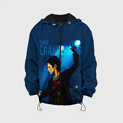 Детская 3D-куртка с капюшоном с принтом The Cranberries, цвет: 3D-черный, артикул: 10184095705458 — фото 1