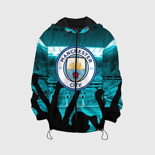 Детская куртка Manchester City