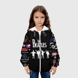 Куртка 3D с капюшоном для ребенка Beatles - фото 2