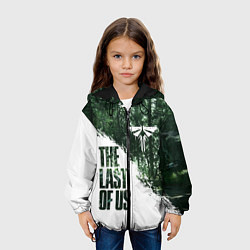 Куртка с капюшоном детская THE LAST OF US 2 ЦИКАДЫ цвета 3D-черный — фото 2