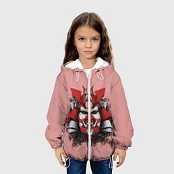 Куртка 3D с капюшоном для ребенка Ронин - фото 2