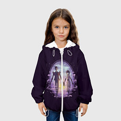 Куртка 3D с капюшоном для ребенка Dont Starve - фото 2