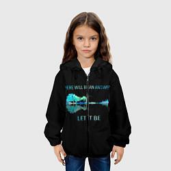 Куртка 3D с капюшоном для ребенка The Beatles - фото 2