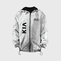 Куртка 3D с капюшоном для ребенка Kia - фото 1