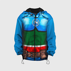 Куртка 3D с капюшоном для ребенка Капитан Татарстан - фото 1