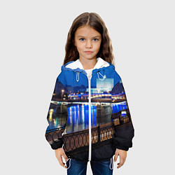 Куртка 3D с капюшоном для ребенка Москва - фото 2