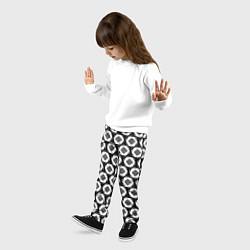 Брюки детские OBLADAET цвета 3D — фото 2