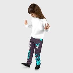 Брюки детские STANDOFF 2 СТАНДОФФ 2 цвета 3D-принт — фото 2