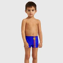 Плавки для мальчика Армения цвета 3D — фото 2