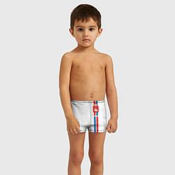 Плавки для мальчика Пермский край цвета 3D — фото 2