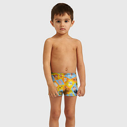 Плавки для мальчика Toy Story цвета 3D — фото 2