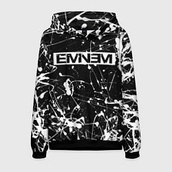 Толстовка-худи мужская Eminem цвета 3D-черный — фото 1