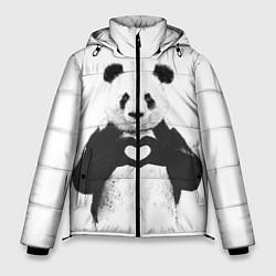 Мужская зимняя куртка Panda Love