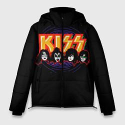 Мужская зимняя куртка KISS: Death Faces