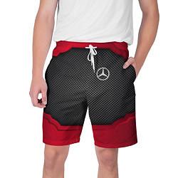 Мужские шорты Mercedes Benz: Metal Sport