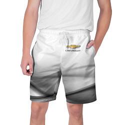 Шорты на шнурке мужские CHEVROLET цвета 3D — фото 1