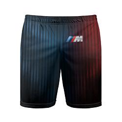 Мужские спортивные шорты BMW M