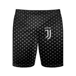 Шорты спортивные мужские Juventus: Sport Grid цвета 3D — фото 1