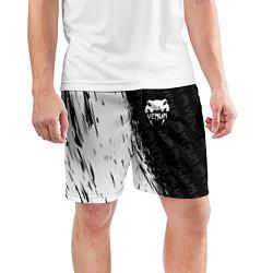 Мужские 3D-шорты на резинке с принтом VENUM, цвет: 3D, артикул: 10210846305569 — фото 2