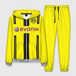 Костюм мужской BVB FC: Evonik цвета 3D-меланж — фото 1