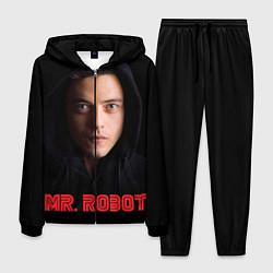 Костюм мужской Mr. Robot цвета 3D-черный — фото 1