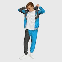 Костюм мужской Cloud 9 Uniform цвета 3D-меланж — фото 2