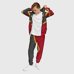 Костюм мужской Renegades Uniform цвета 3D-красный — фото 2