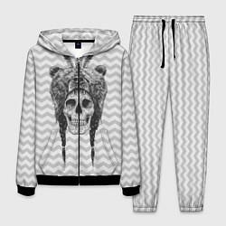 Костюм мужской Мертвый шаман цвета 3D-черный — фото 1