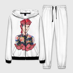 Костюм мужской Twenty One Pilots: Red Guy цвета 3D-черный — фото 1