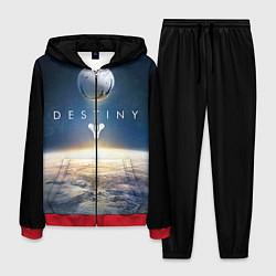 Костюм мужской Destiny 11 цвета 3D-красный — фото 1