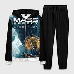 Костюм мужской Mass Effect: Andromeda цвета 3D-белый — фото 1
