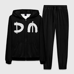 Костюм мужской DM Rock цвета 3D-черный — фото 1