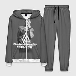 Костюм мужской Память о Беннингтоне цвета 3D-белый — фото 1