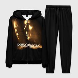 Костюм мужской Prison break guys цвета 3D-черный — фото 1