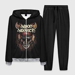 Костюм мужской Amon Amarth: Death Viking цвета 3D-меланж — фото 1