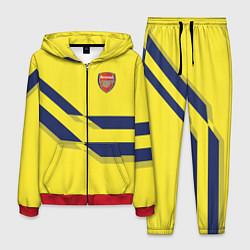 Костюм мужской Arsenal FC: Yellow style цвета 3D-красный — фото 1