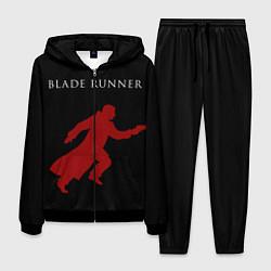 Костюм мужской Blade Runner цвета 3D-черный — фото 1