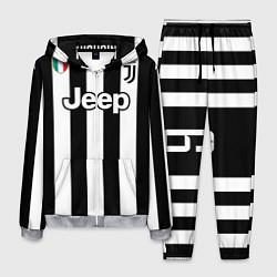 Костюм мужской Juventus FC: Higuain Home 17/18 цвета 3D-меланж — фото 1
