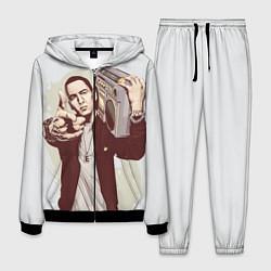 Костюм мужской Eminem: Street Music цвета 3D-черный — фото 1