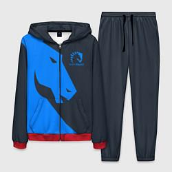 Костюм мужской Team Liquid Uniform цвета 3D-красный — фото 1