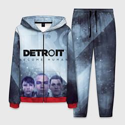 Костюм мужской Detroit: Become Human цвета 3D-красный — фото 1