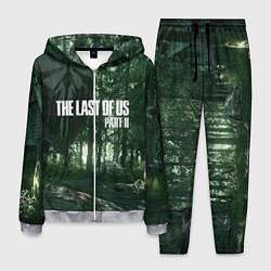 Костюм мужской The Last Of Us: Dark Forest цвета 3D-меланж — фото 1