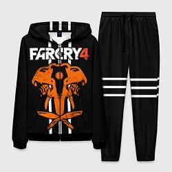Костюм мужской Far Cry 4: Orange Elephant цвета 3D-черный — фото 1